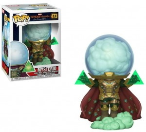 Figurka Spider-Man Far From Home POP! Mysterio