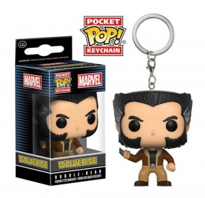 Brelok Marvel X-Men POP! Wolverine Logan