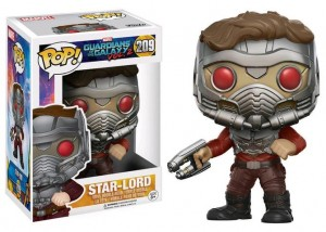 Figurka Guardians Of The Galaxy 2 POP! Star Lord Masked Exclusive