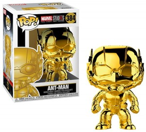 Figurka Marvel Studios 10 POP! Ant-Man Chrome