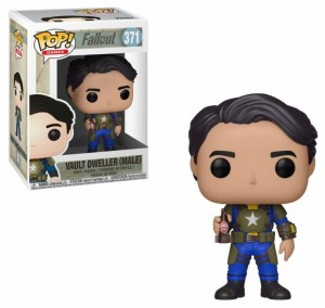 Figurka Fallout POP! Male Vault Dweller