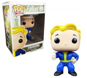 Figurka Fallout POP! Vault Boy Charisma Exclusive