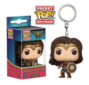 Brelok Wonder Woman POP!