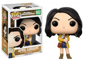 Figurka Parks and Recreation POP! April Ludgate