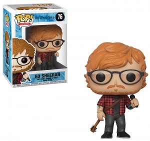 Figurka POP! Ed Sheeran