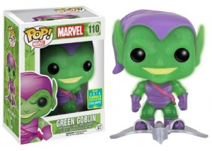 Figurka Marvel POP! Green Goblin Glider SDCC 2016 Exclusive