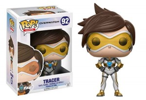 Figurka Overwatch POP! Tracer Posh Exclusive