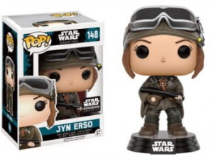 Figurka Star Wars Rogue One POP! Jyn Erso Mountain Gear Exclusive