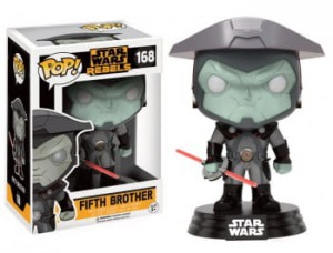 Figurka Star Wars Rebels POP! Fifth Brother Exclusive
