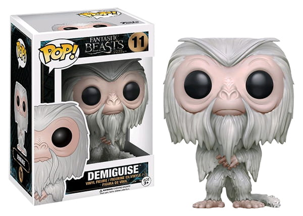 Figurka Fantastic Beasts POP! Demiguise
