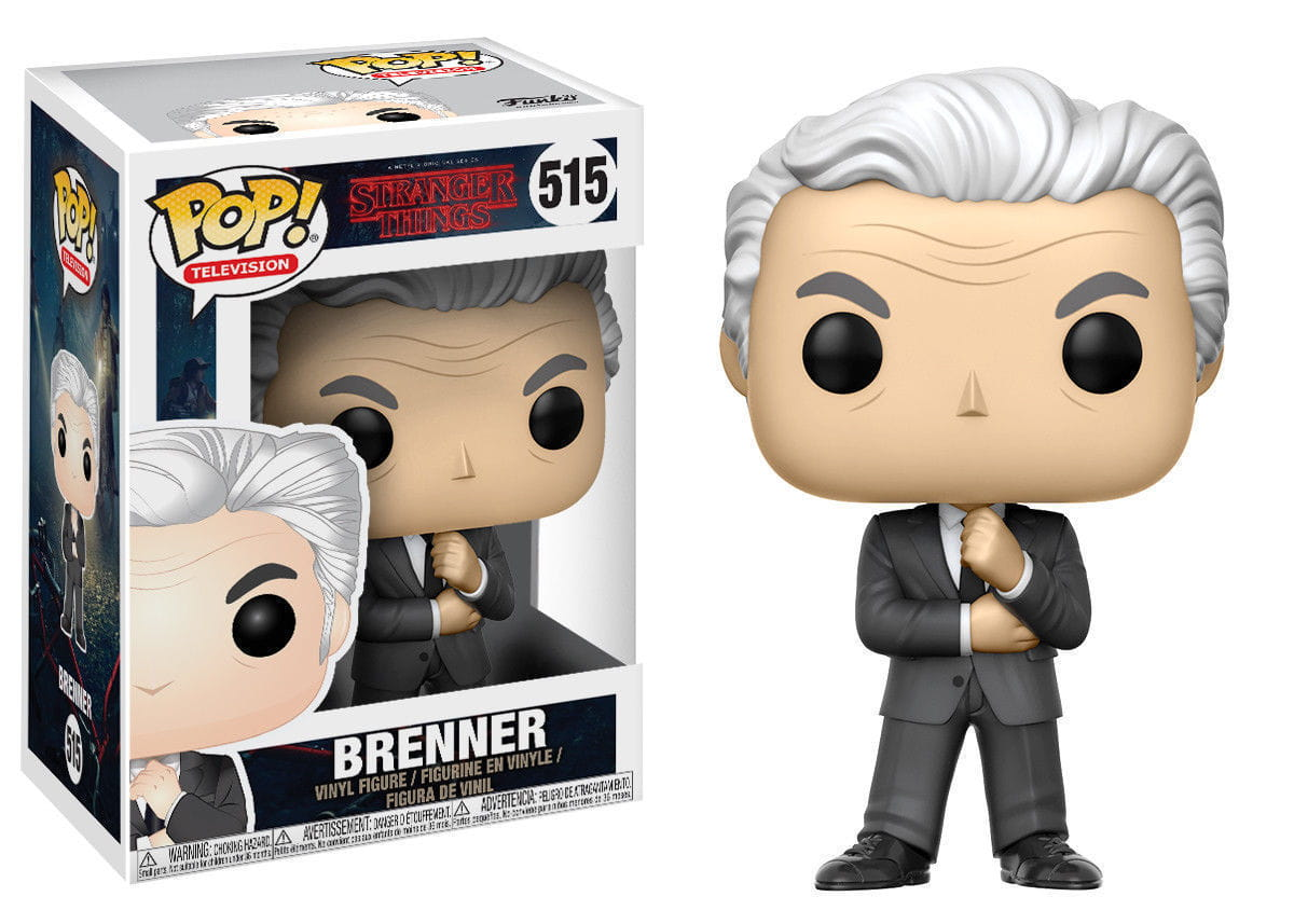 Figurka Stranger Things POP! Brenner